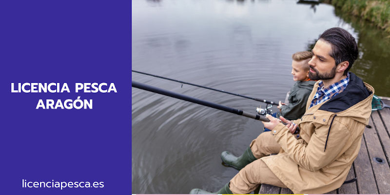 licencia pesca Aragón