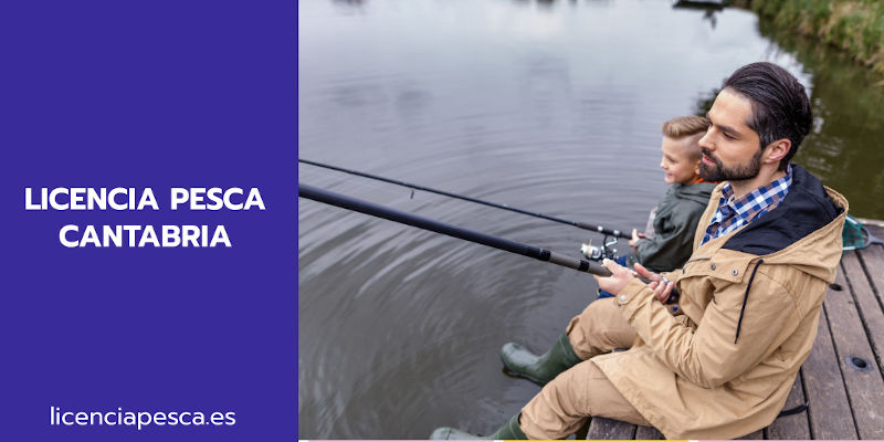 licencia pesca Cantabria