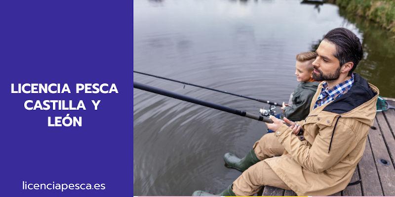 licencias pesca Castilla y León