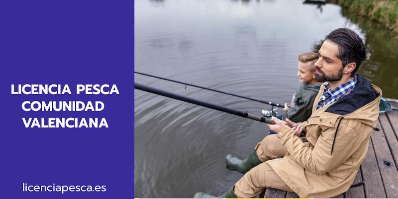 licencia pesca comunidad valenciana