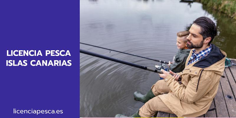 licencia pesca Islas Canarias