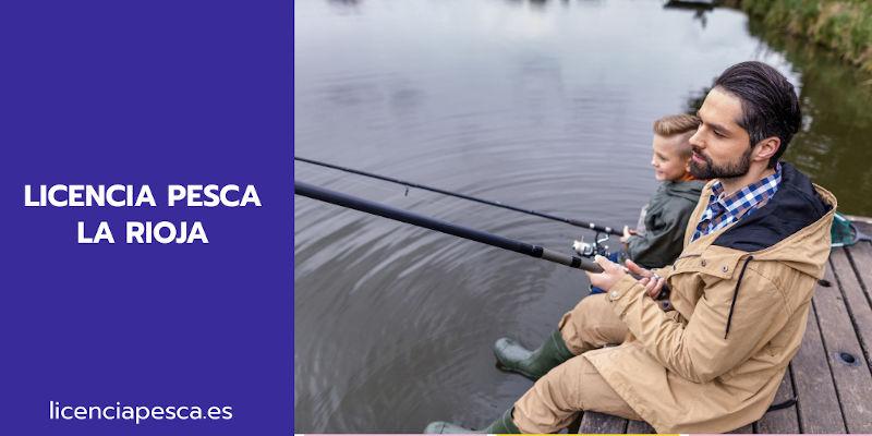 licencia pesca la Rioja