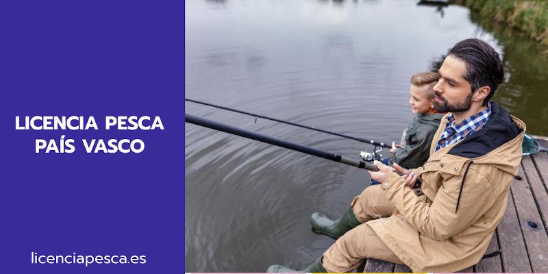 licencia pesca País Vasco