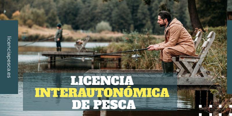 licencia interautonómica de pesca