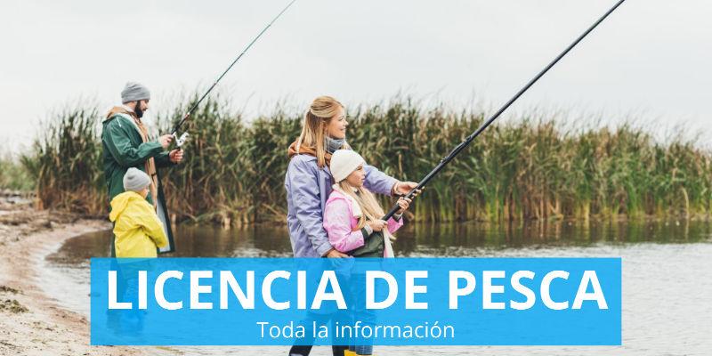 licencia de pesca